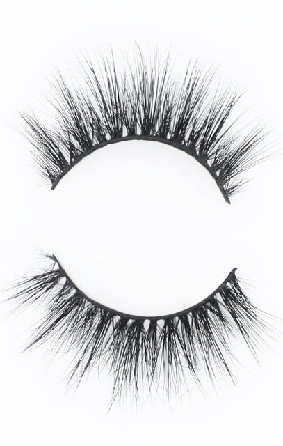 3D Mink Strip Lashes #Miami