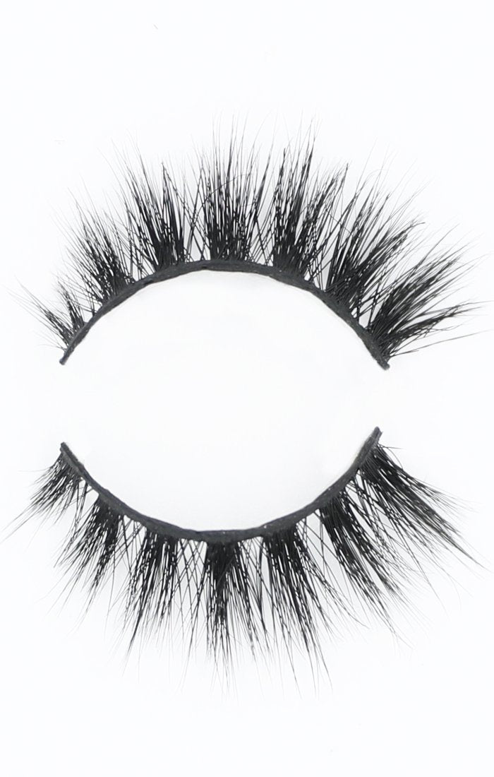 3D Mink Strip Lashes #Santorini