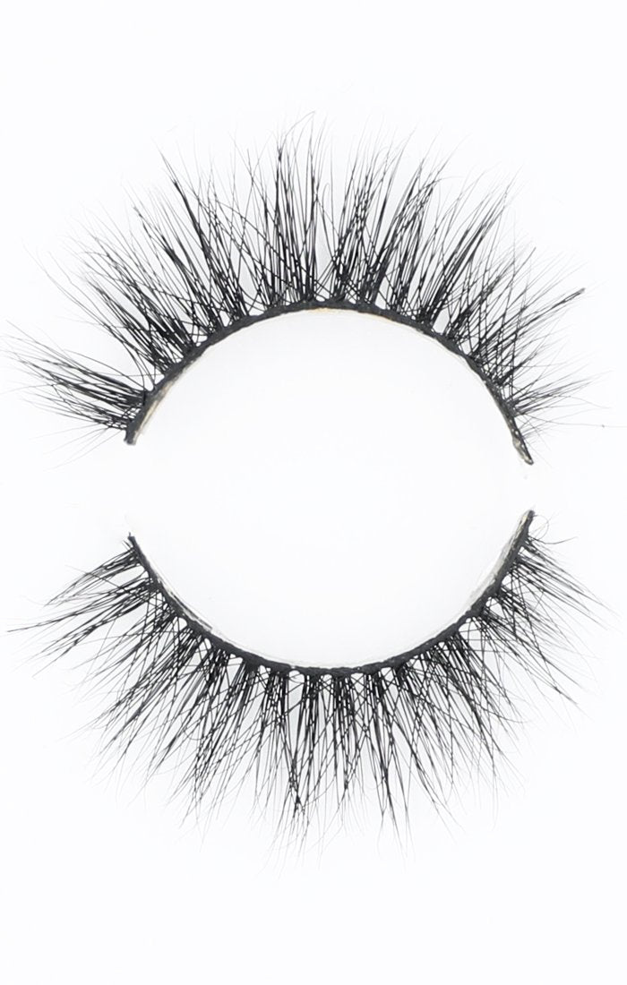 3D Mink Strip Lashes #Paris
