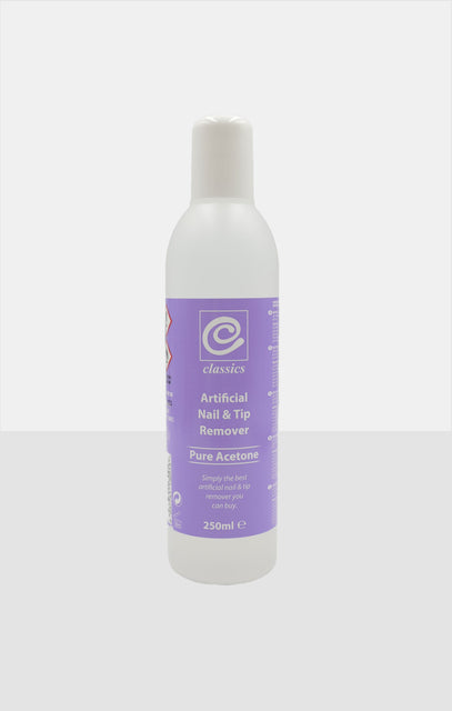 Pure Acetone Artificial Nail & Tip Remover