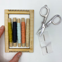 Load image into Gallery viewer, Tiny Weaving Kit: Awareness