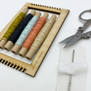 Tiny Weaving Kit: Awareness