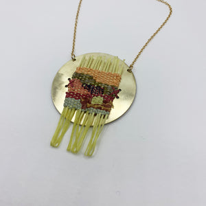 One-of-a-kind necklace
