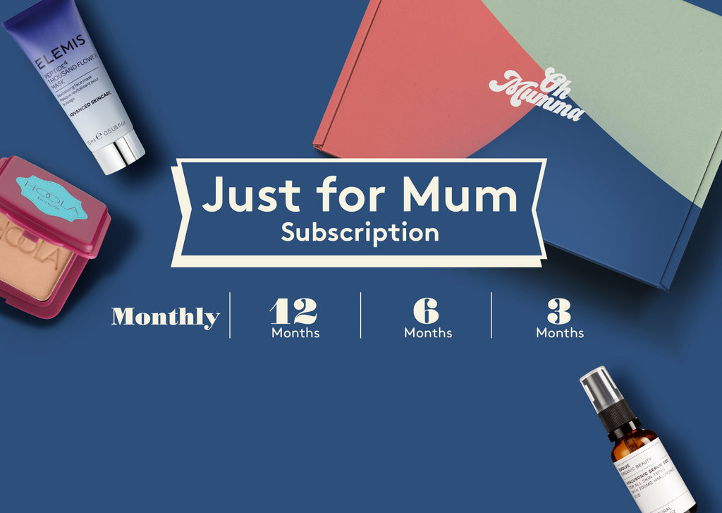 Oh Mumma is the luxe beauty & lifestyle personalised subscription for the modern mum. Try our UK monthly beauty box subscription service or send as the perfect gift to a new mum.