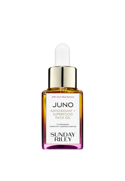 SUNDAY RILEY Juno Antioxidant + Superfood Face Oil 15ml - Oh Mumma