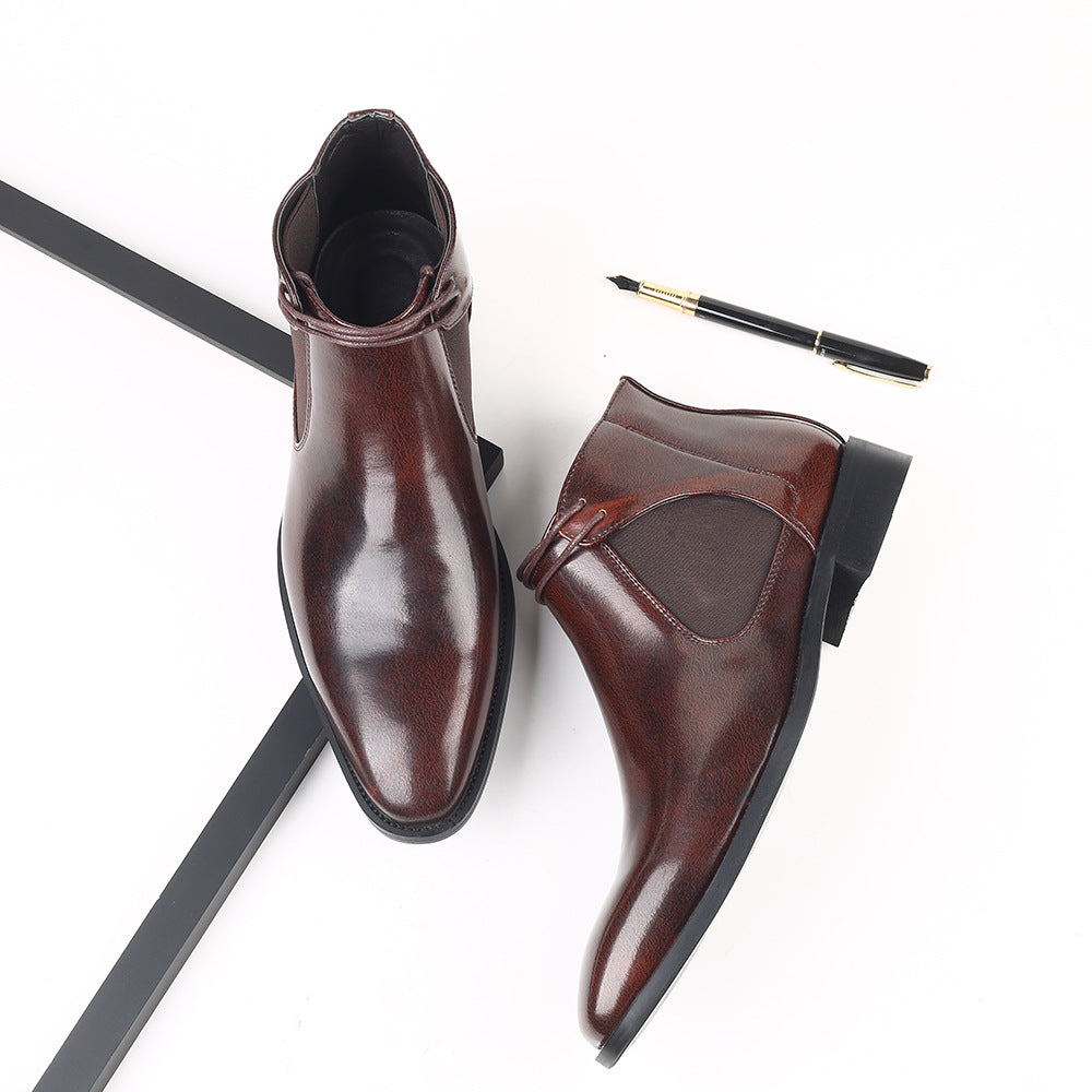 Fashion Business Dress Men Shoes