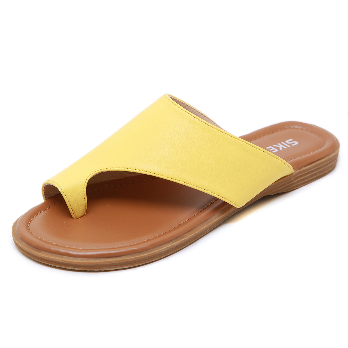 Women Toe Ring Sandals Flip Flops