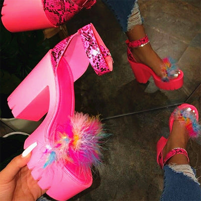 Women high heel Sandal