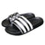 Men Slide Sandals Striped Star
