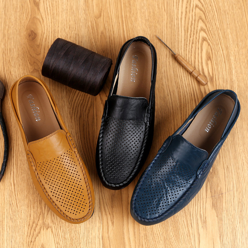 Men Women Loafer Casual Breathable Shoes