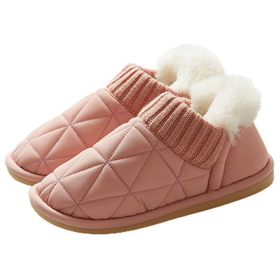Women Feather shoes House Fur Shoes