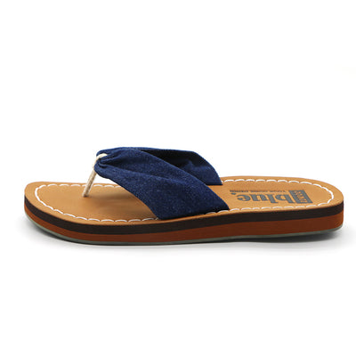 Women Flip Flops Denim