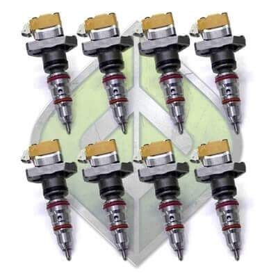Full Force Stage 3 Injectors 350CC