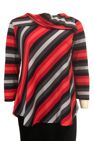 Flapper top Stripes
