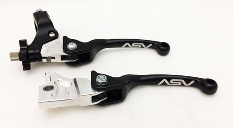 asv-unbreakable-f3-black-pair-pack-folding-brake-clutch-levers-banshee-yfz