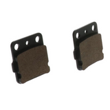 Front  Rear Semi-Metallic Brake Pads 1993-09 Honda TRX300EX/X Sportrax