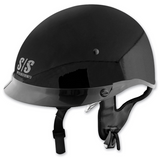 Speed  Strength SS300 Motorcycle Half Helmet Harley Chopper Cruiser St