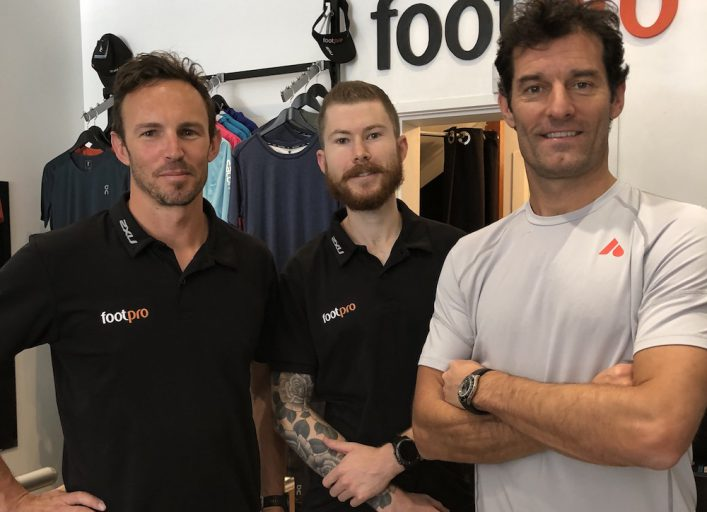 AUSSIE GRIT WELCOMES FOOTPRO AND BOGONG