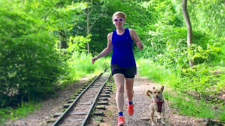 TRAIL RUNNING MILES WITH MICHELLE (GUEST BLOGGER)