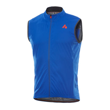 flint Men's Bike Light Gilet