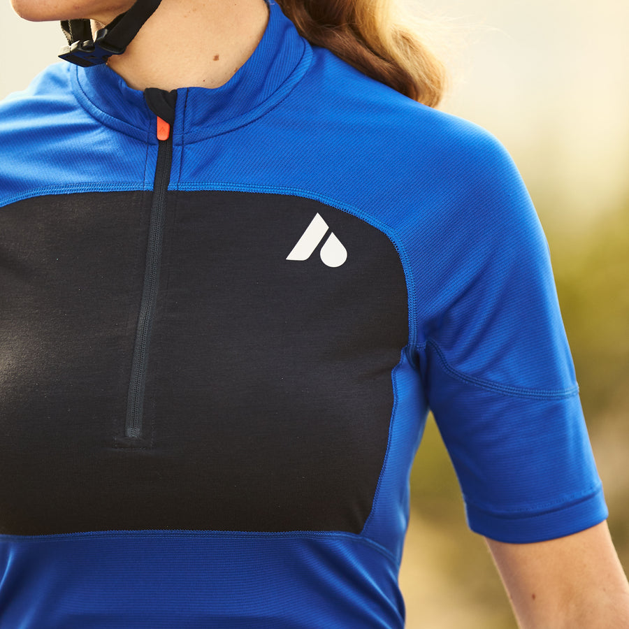 flint Women's Trail Jersey