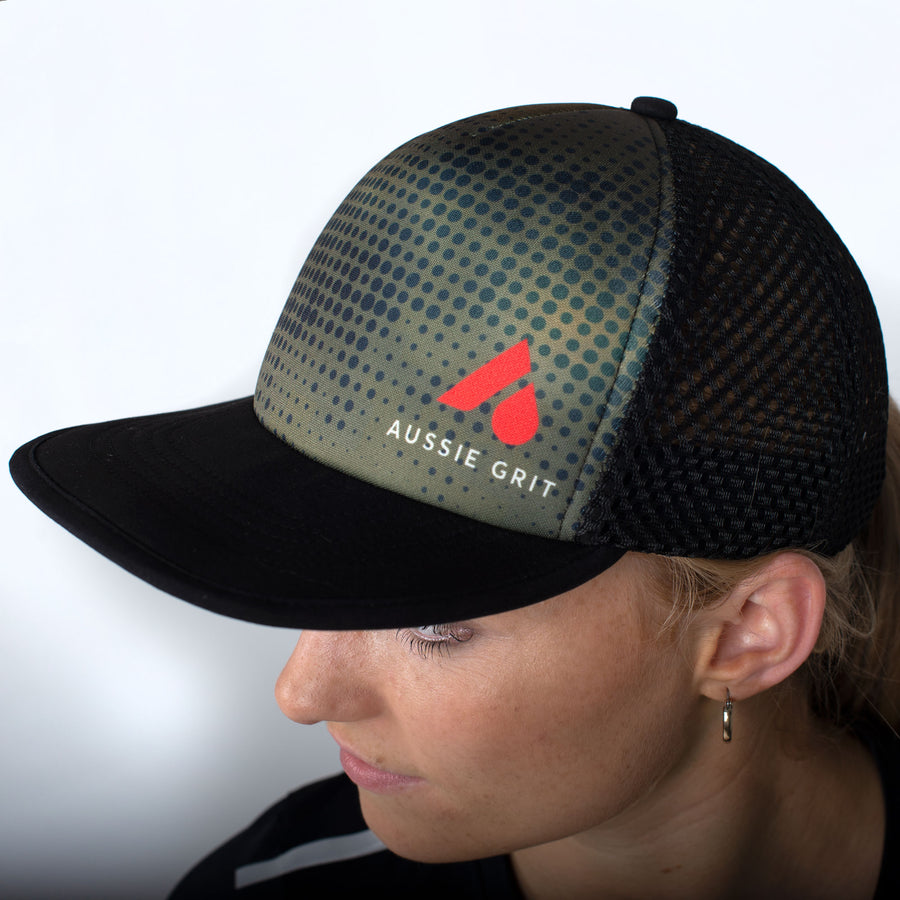 Technical Trucker Hat