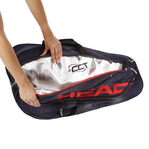 HEAD Jeans Monstercombi LIMITED EDITION Racquet Bag - atr-sports