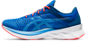 Asics Men's Novablast Running Shoes in Directoire Blue/White