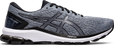 Asics Men's GT-1000 9 Running Shoes in Piedmont Grey/Pure Silver
