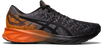 Asics Men's Dynablast Running Shoes in Black/Marigold Orange