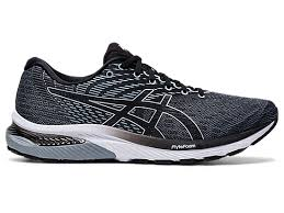 Asics Men's Gel-Cumulus 22 Running Shoes in Sheet Rock/Black