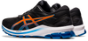 Asics Men's GT-1000 10 Running Shoes in Black/Reborn Blue