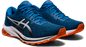 Asics Men's GT-1000 10 Running Shoes in Reborn Blue/Black