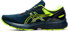 Asics Men's Gel-Kayano 27 Lite-Show Running Shoes in French Blue/Lite-Show