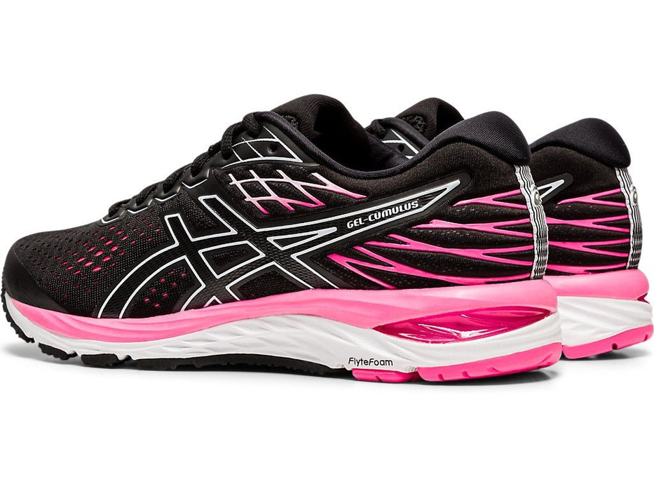 Asics Women's Gel-Cumulus 21 (2A NARROW) Running Shoes in Black/Black