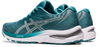 Asics Women's Gel-Cumulus 22 Running Shoes in Smoke Blue/White