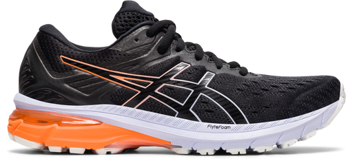 Asics Women's GT-2000 9 Running Shoes in Black/Lilac Opal
