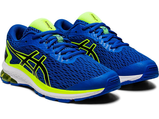 Asics Kid's GT-1000 9 GS Running Shoes in Tuna Blue/Black