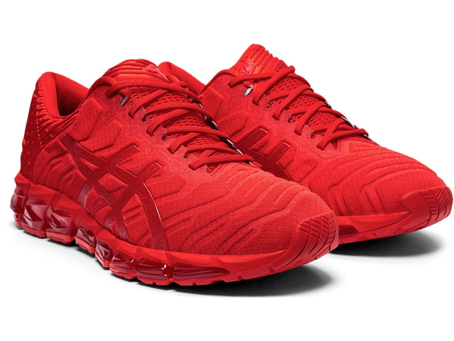 Asics Men's M. GEL-QUANTUM 360 5 Running Shoes in Classic Red/Classic Red - atr-sports