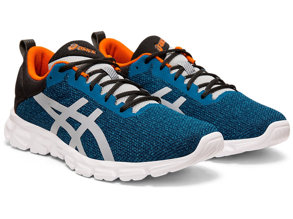 Asics Men's M. Gel-Quantum Lyte Running Shoes in Mako Blue/Sheet Rock - atr-sports