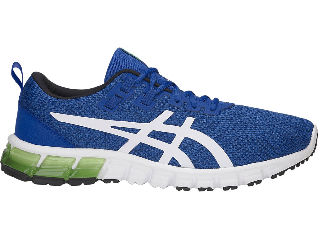 Asics Men's Gel-Quantum 90 Running Shoes in Imperial/White - atr-sports