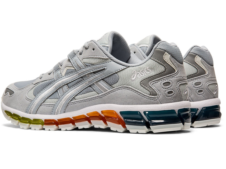 Asics Men's Gel-Kayano 5 360 Shine Running Shoes in Piedmont Grey/Piedmont Gray - atr-sports