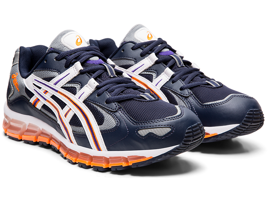 Asics Men's Gel-Kayano 5 360 Running Shoes in Midnight/White - atr-sports