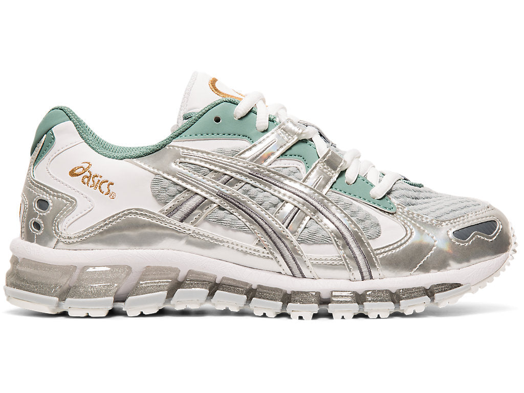 Asics Women's Gel-Kayano 5 360 Running Shoes in Piedmont Grey/Piedmont Grey