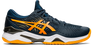 Asics Men's COURT FF 2 Tennis Shoes in French Blue/Amber