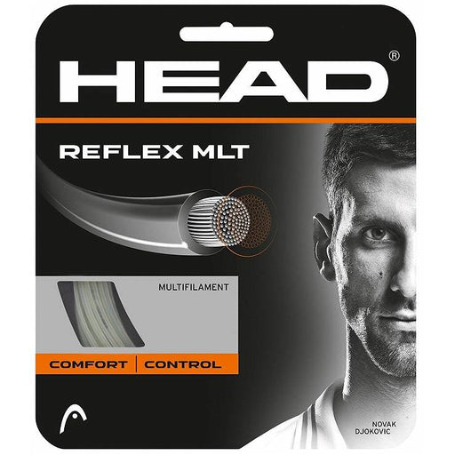 Head Reflex MLT 16 Set Tennis Strings in Natural - ATR Sports