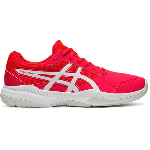 Asics Kid's Gel-Game 7 GS Tennis Shoes in Laser Pink/white