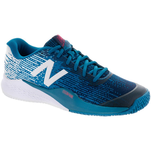 New Balance Men's 996 V3 Tennis Shoes in Blue - atr-sports