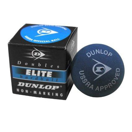Dunlop Elite Squash Hardball - 1 dozen - ATR Sports