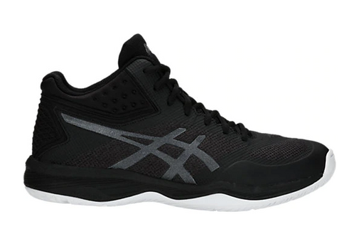 Asics Men's M. NETBURNER BALLISTIC MT Black/Black Indoor Court Shoes - atr-sports
